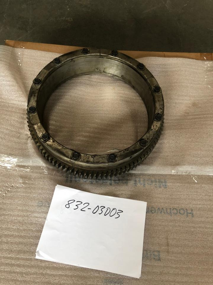 Control Gear for NVD 48 A2-A3 U Part No 832-03003 used, in good condition, dismantled from running engine