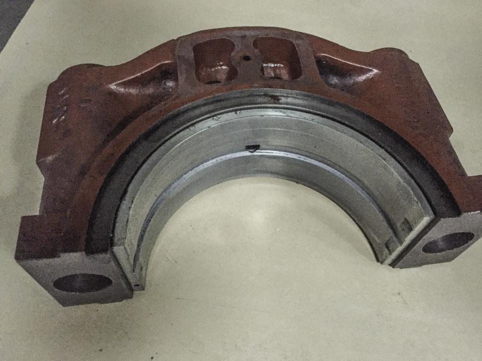 Thrust Bearing Cover NVD 48 front